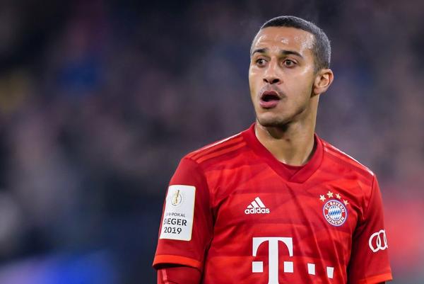 Alcantara Bayern Munich