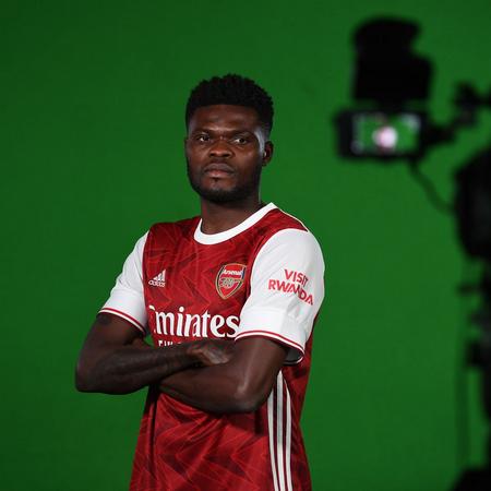 Partey Arsenal