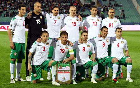 Bulgaria football