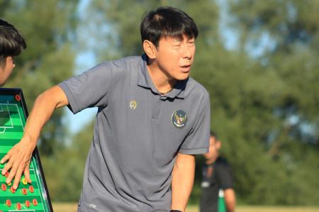 Shin Tae-Yong Timnas U19